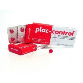 PLAC CONTROL REVELADOR PLACA DENTAL 20 COMP