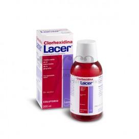 LACER MUNDWASSER CLORHEXIDINA 200 ML