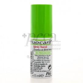FLUOCARIL SPRAY ORAL 15 ML
