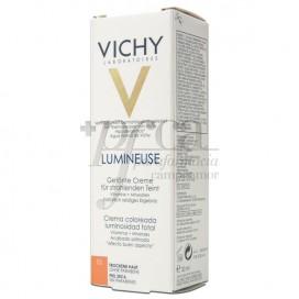 VICHY LUMINEUSE CREMA PIEL SECA 02 PECHE 30ML