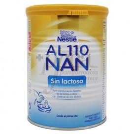 NESTLE AL 110 PÓ SEM LACTOSA 400 G