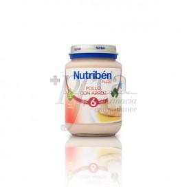 NUTRIBEN HÄNCHEN MIT REIS 200 G
