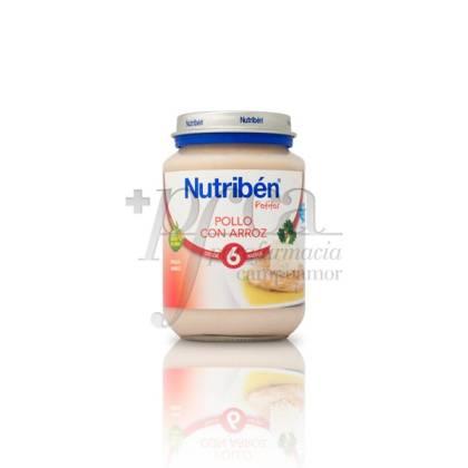 NUTRIBEN POLLO ARROZ 200 G