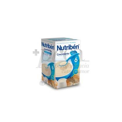 NUTRIBEN CRECIMIENTO CON LECHE ADAPTADA 600 G