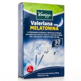 VALERIANA MELATONINA KNEIPP 30 CAPS
