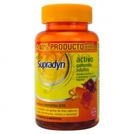 SUPRADYN ACTIVE ADULTS 50 GUMMIES