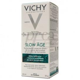VICHY SLOW AGE TRATAMIENTO CORRECTOR SPF25 50ML