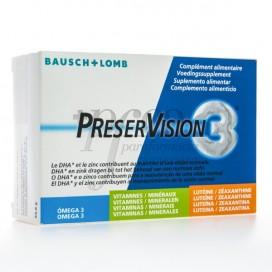 PRESERVISION 3 60 CAPS