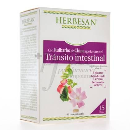 HERBESAN TRANSITO INTESTINAL 60 COMPS