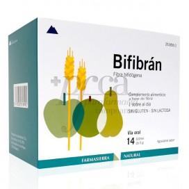 BIFIBRAN 14 SAQUETAS DE 5G