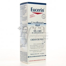 EUCERIN UREAREPAIR PLUS FUSSCREME 100 ML