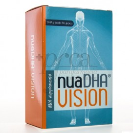 NUADHA VISION 30 CÁPSULAS + 30 PÉROLAS