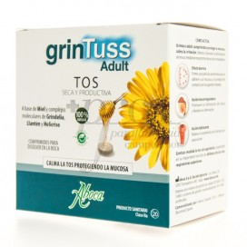 GRINTUSS ADULTS 20 TABLETS
