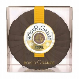 RG PERFUMED SOAP TRAVEL BOX BOIS D ORANGE 100G