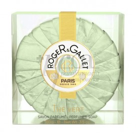 ROGER GALLET THE VERT SCENTED SOAP 100 GRAMMES