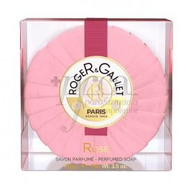 ROGER GALLET PARFÜMIERTE SEIFE ROSE 100 G
