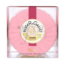ROGER GALLET ROSE SCENTED SOAP 100 GRAMMES