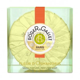 RG PERFUMED SOAP TRAVEL BOX FLEUR D OSMANTHUS 10
