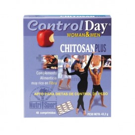 CHITOSANPLUS 48 CAPS NUTRISPORT