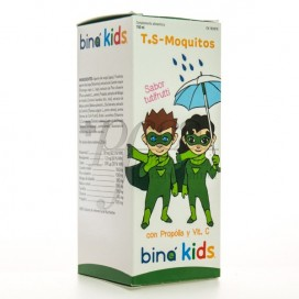BINA KIDS T S MOSQUITOS 150 ML
