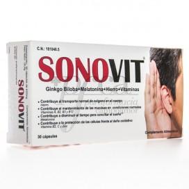 SONOVIT 30 CAPSULAS