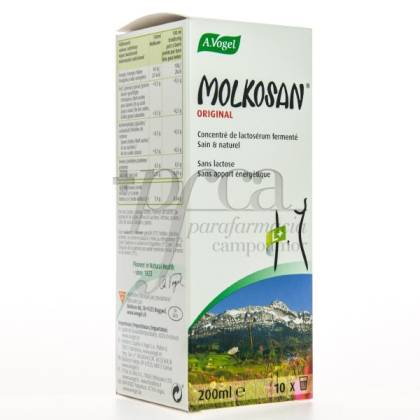 MOLKOSAN 200 ML A VOGEL