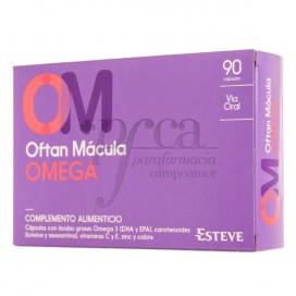 OFTAN MACULA OMEGA 90 CAPSULES