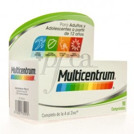 MULTICENTRUM 90 TABLETS