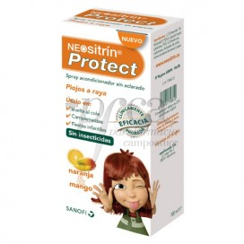 NEOSITRIN PROTECT SPRAY AGAINST LICE 250 ML