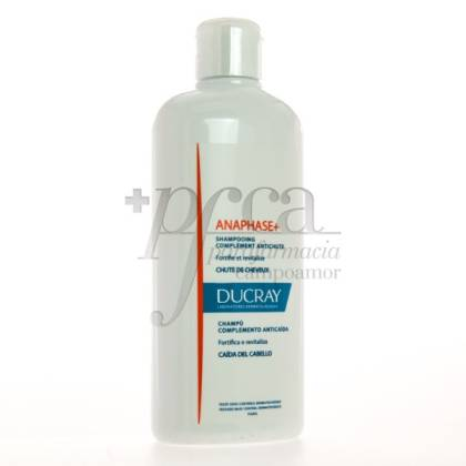 DUCRAY ANAPHASE CHAMPU ANTICAIDA 400 ML