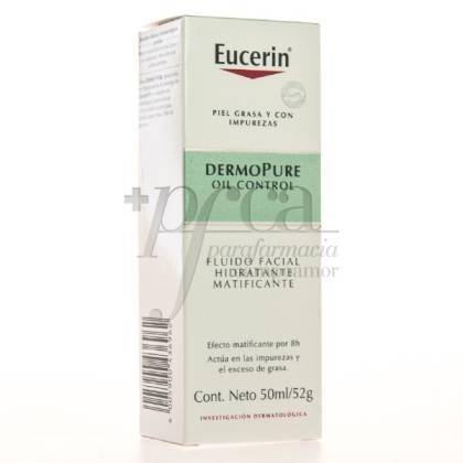 EUCERIN DERMOPURE FLUIDO HIDRATANTE 50ML