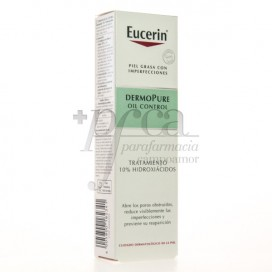 EUCERIN DERMOPURE 10% HIDROXIACIDOS 40 ML
