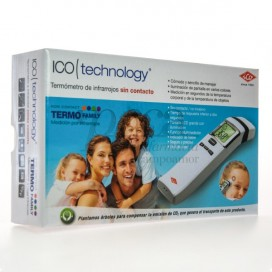ICO INFRAROT THERMOMETER R2496