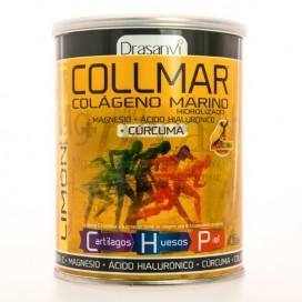 COLLMAR COLAGÉNIO MARINHO COM CURCUMA 300G LIMÃO