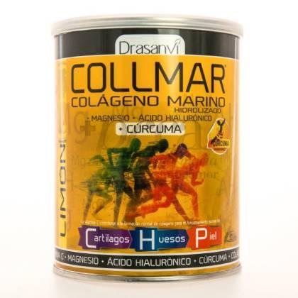 COLLMAR COLAGENO MARINO CON CURCUMA 300G LIMON