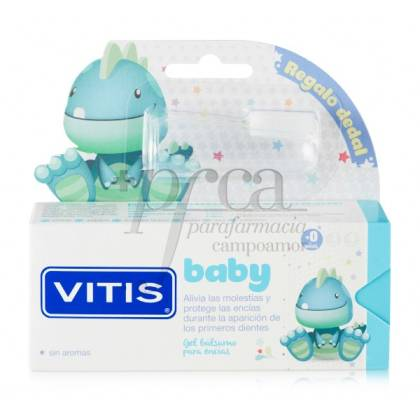 VITIS BABY GEL BALSAMO PARA ENCIAS 30ML