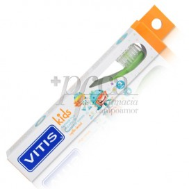 VITIS KIDS CEPILLO DENTAL INFANTIL 3A+ 1U