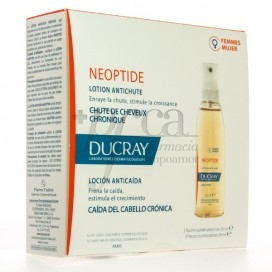 DUCRAY NEOPTIDE ANTI-HAIR LOSS FOR WOMEN 3X30 ML