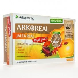 ARKOREAL JALEA REAL FRUTAS 20 AMPOLLAS