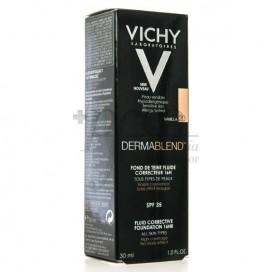 VICHY DERMABLEND FLUIDO CORRECTOR 30ML TONO 20