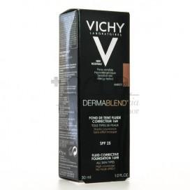 VICHY DERMABLEND FLUIDO CORRETOR 30ML TOM 60