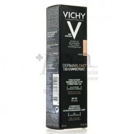 VICHY DERMABLEND 3D CORRECTION 30ML N30