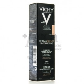 VICHY DERMABLEND 3D CORRECTION 30ML TONO 30