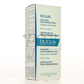 DUCRAY KELUAL EMULSION QUERATORREDUCTORA 50ML