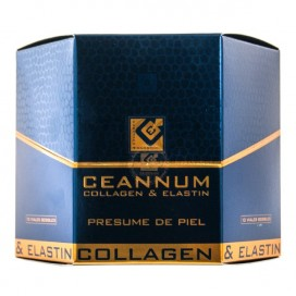 CEANNUM COLLAGEN Y ELASTAN 10 VIALES DE 25ML