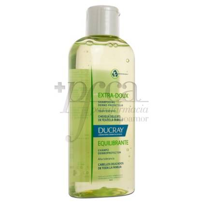 DUCRAY EQUILIBRANTE CHAMPU 200 ML