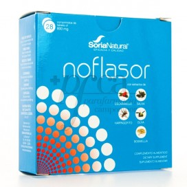 NOFLASOR 28 COMPRIMIDOS SORIA NATURAL R06158