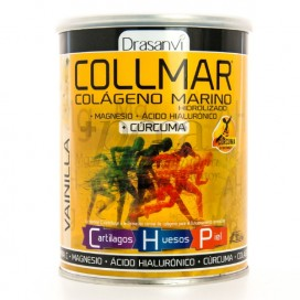 COLLMAR CURCUMA 300G SABOR VAINILLA
