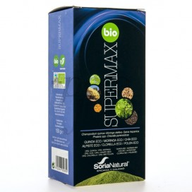 SUPERMAX BIO 150G SORIA NATURAL