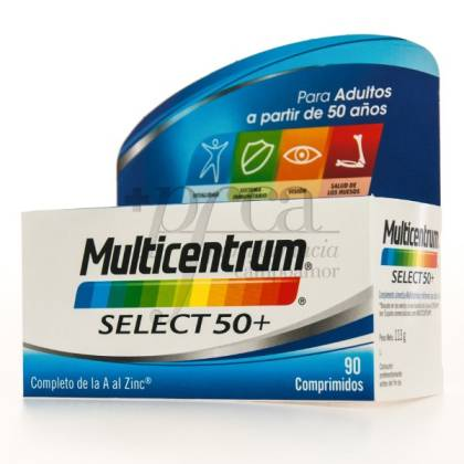 MULTICENTRUM SELECT 50+ 90 COMPS